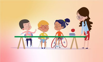 Inclusive education will benefit students of all abilities in Dubai. (c) Reset Fest Inc, Canada