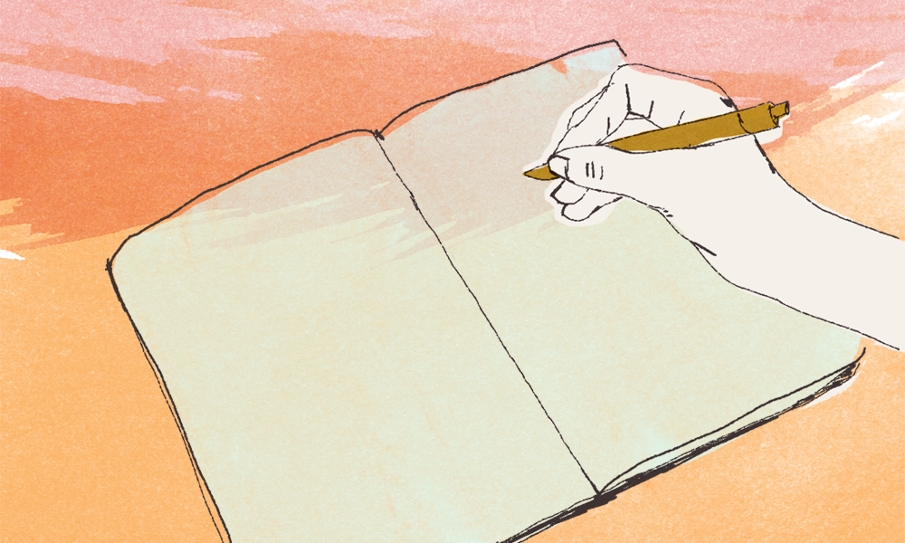 Journal your way to a better day