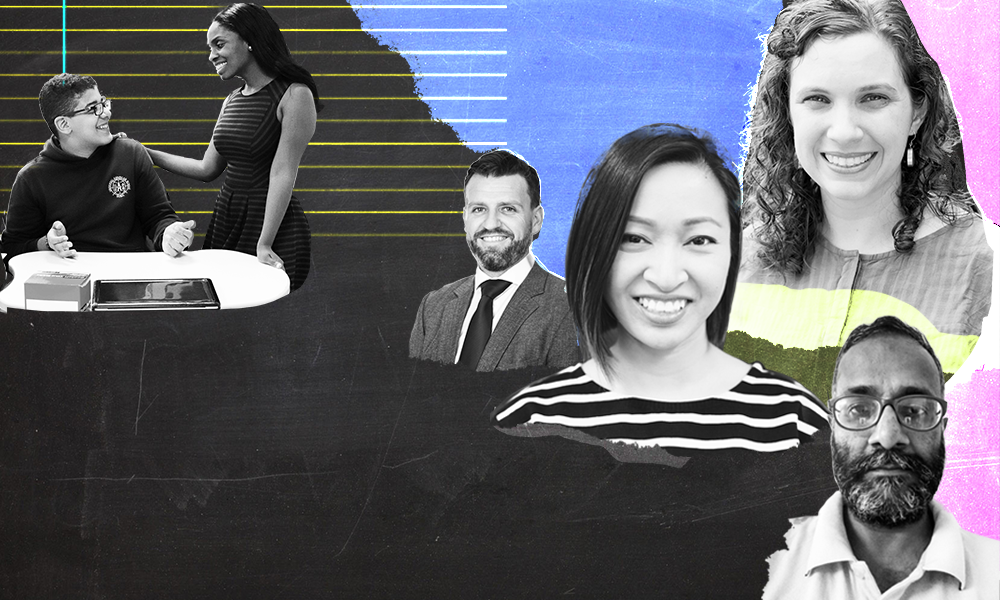 What I'd Tell My Younger Self: 5 Teachers Go Back in Time