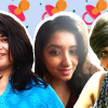 Collage of images of Maithili Desai Iyer, Shayonee Dasgupta and Rishita Sankrit