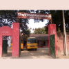 Image of Priyadarshani Inter College for Girls with its gates open