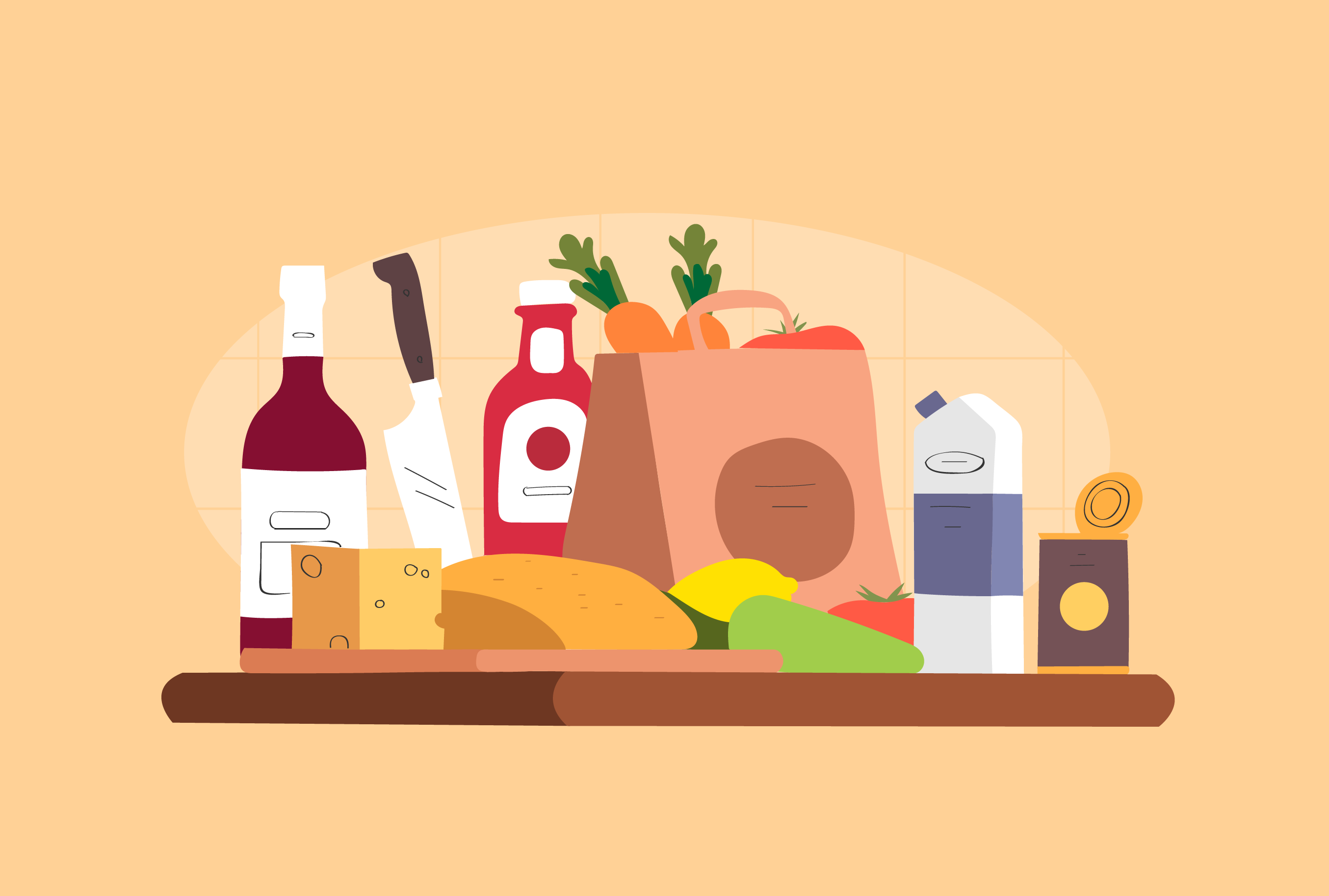 An image of food items.