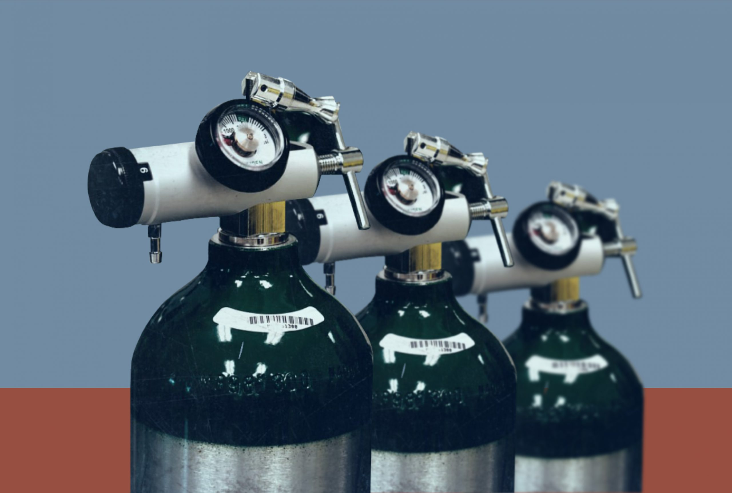 Image of an oxygen tank.