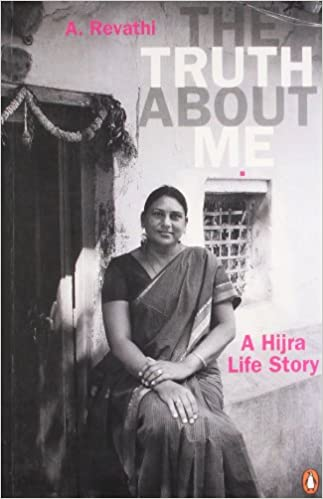 The book cover of the book 'The Truth About Me' by A Revathi